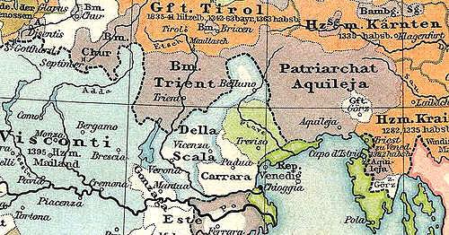 Cartina 1400.Friuli Mappa 1400 La Storia Viva Archeologia Rievocazione Divulgazione Eventi