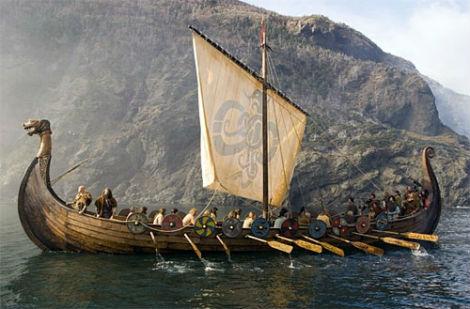 Risultati immagini per nave vichinga